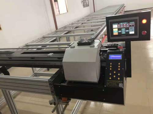 平板数码直喷印花机