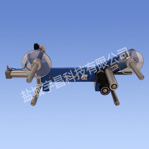 超声波焊接卷膜机