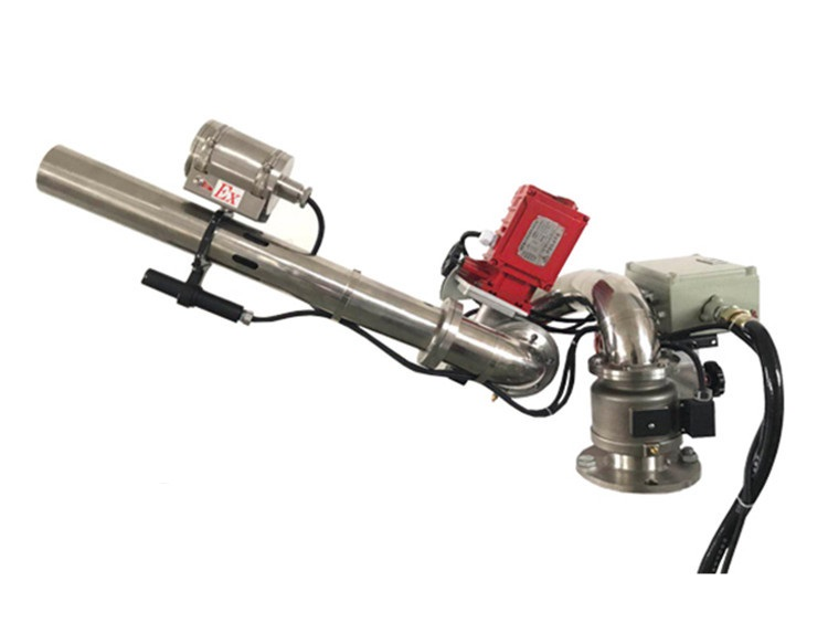 ZDMS0.8 30PEx自动防爆泡沫水两用炮