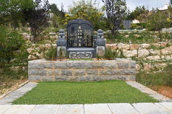 昆明墓地出售电话