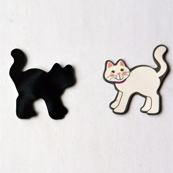 动物图案磁贴