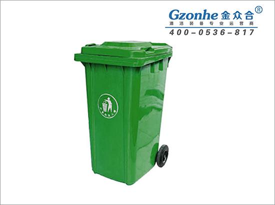 移动塑料垃圾桶供应厂家