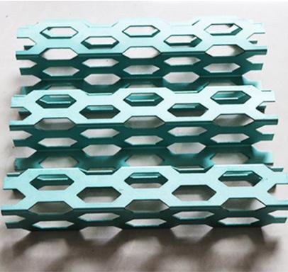 冲孔异形铝单板