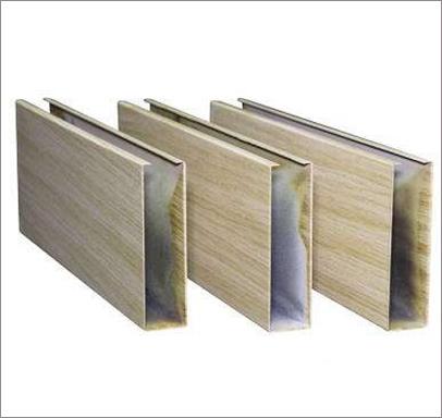 厚铝单板铝方通