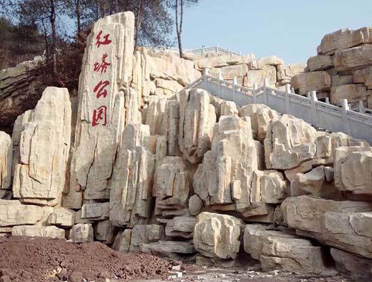 塑石仿真假山