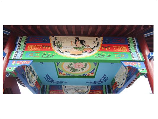 聊城苏式彩绘厂家