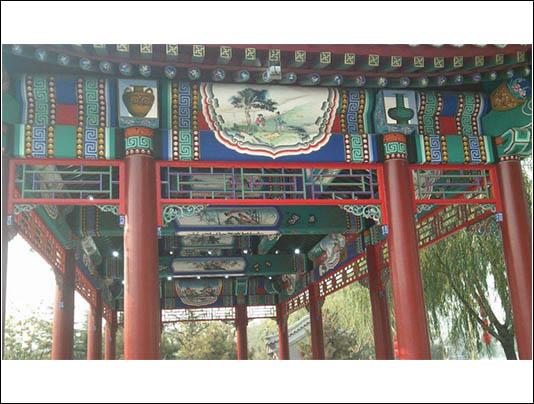 青岛苏式彩绘