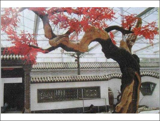 江苏仿真树