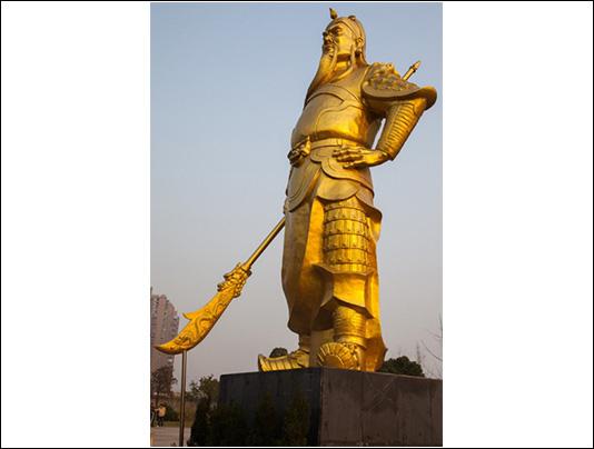 山东铸铜雕塑