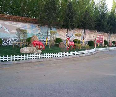 沈阳草坪护栏