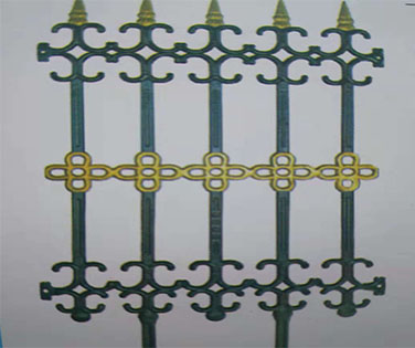 沈阳铸铁护栏厂