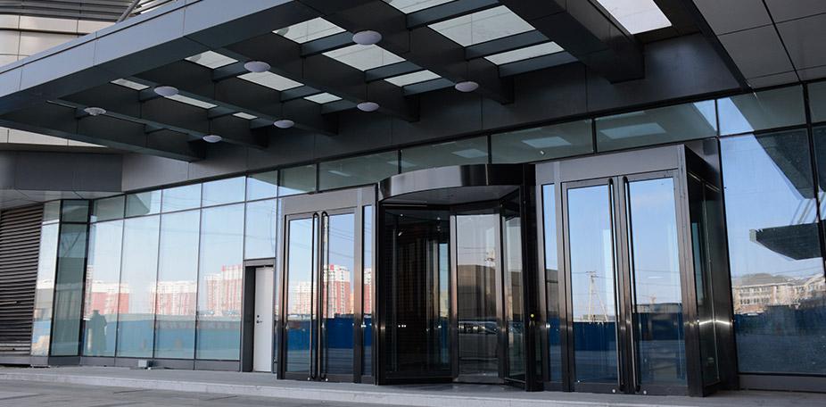 重慶渝北總部基地辦公樓