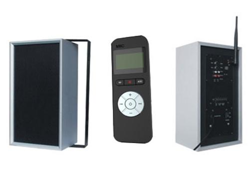 无线教学扩声系统