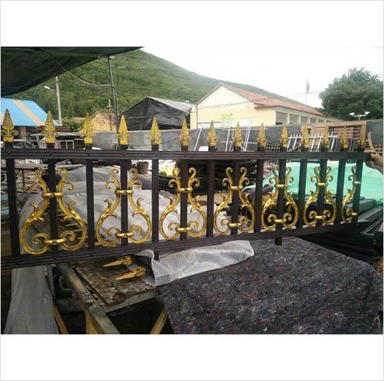 铝艺阳台护栏价格