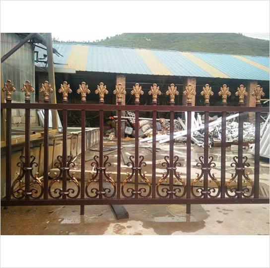 山东铝艺阳台护栏