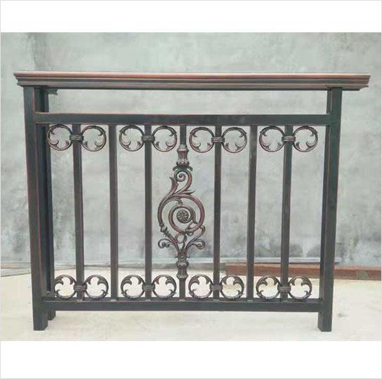 铝艺阳台栏杆价格