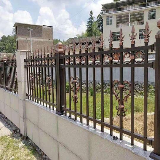 庭院铝艺护栏