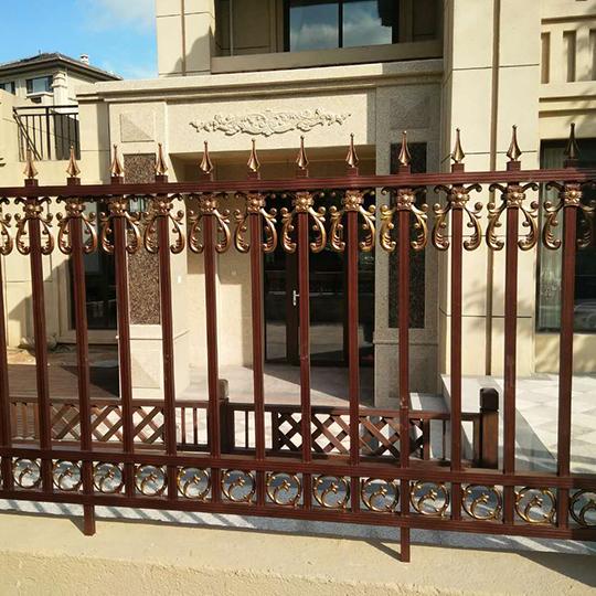 庭院铝艺护栏价格