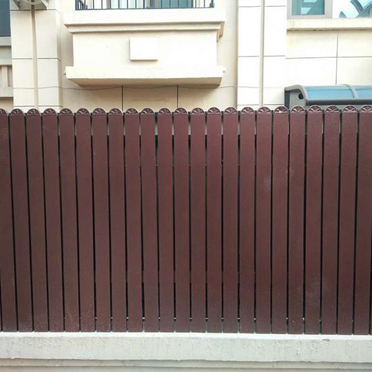 北京庭院铝艺护栏