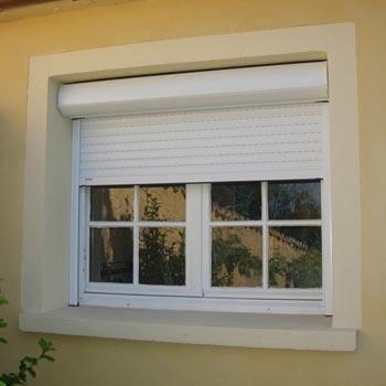 电动卷帘窗