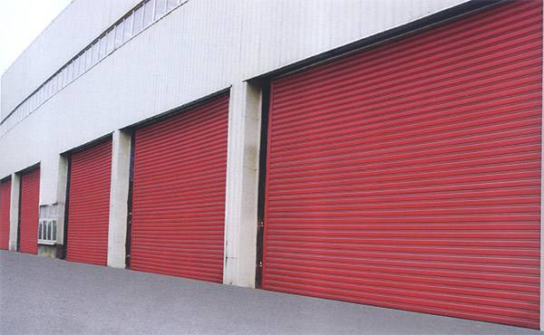 不锈钢抗风门
