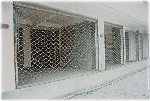 南通不锈钢网型门