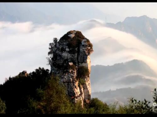 《云朵的新娘》白石山旅游微电影