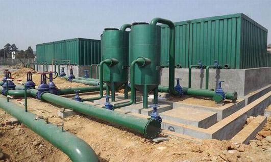 一体化医疗污水装置