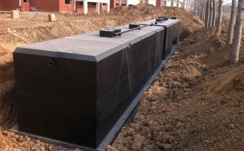 污水一体化生化处理装置