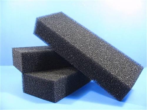 加活性碳彩过滤海绵