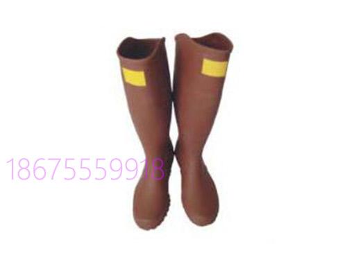 橡膠絕緣靴