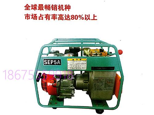 超高压复动式汽油机泵