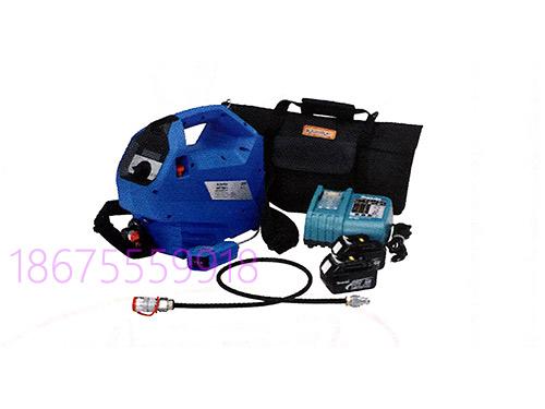 电池驱动式液压泵