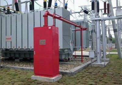 排油注氮智能灭火系统