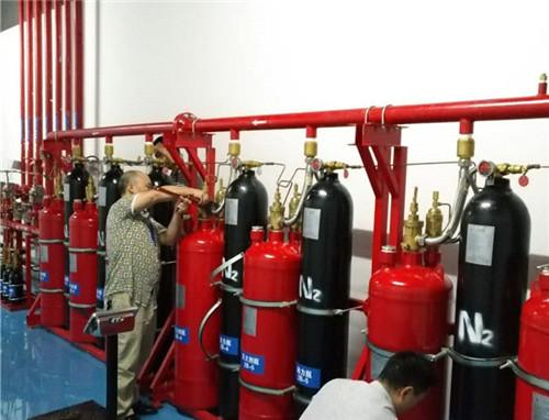 成都七氟丙烷灭火系统维护保养