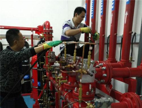 七氟丙烷灭火系统安装厂家