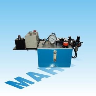 氣動式油壓泵