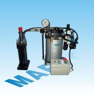 預壓式油壓泵