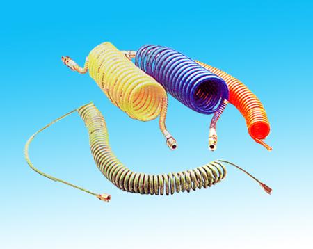 螺旋型PU管