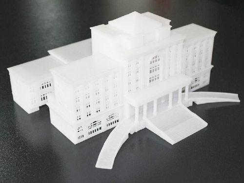 3D打印手板模型
