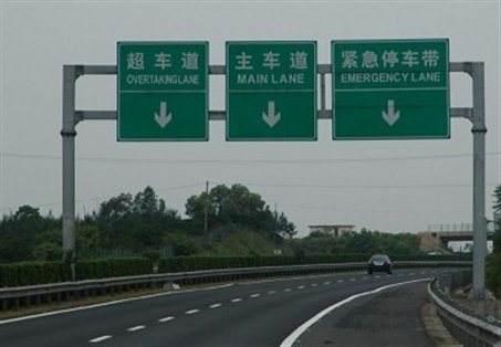 高速龙门架