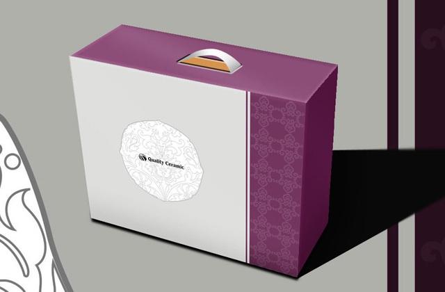 手提包装盒印刷