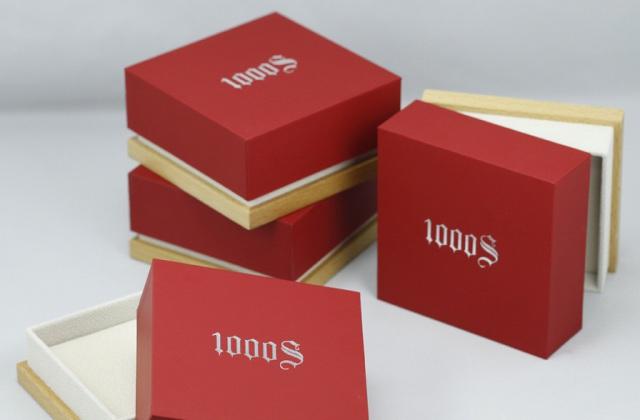 首飾禮盒包裝制作