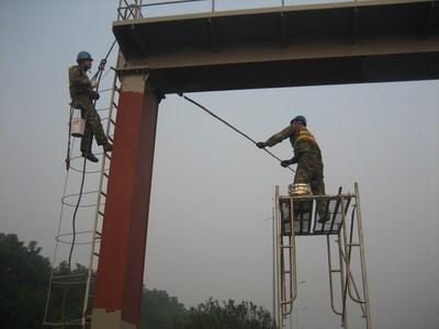 龙门吊防腐