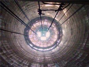 电厂烟囱脱硫防腐