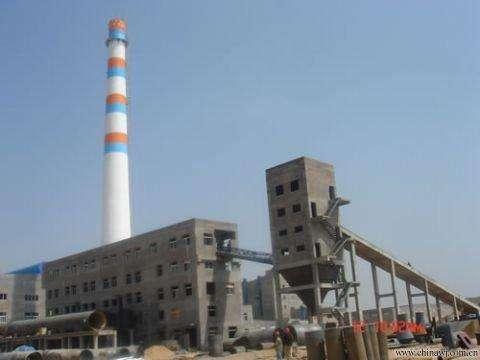 火力发电厂烟囱脱硫防腐