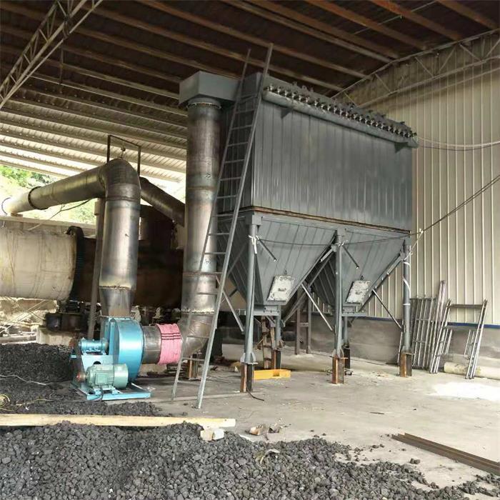 锂长石烘干机除尘器