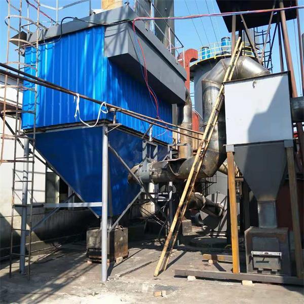 链条炉锅炉除尘器