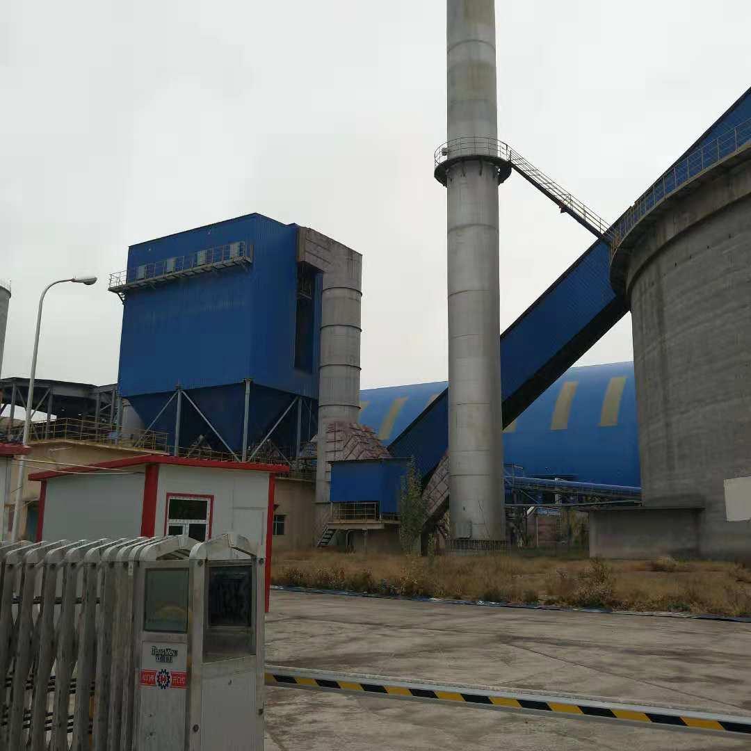 锅炉高温除尘器