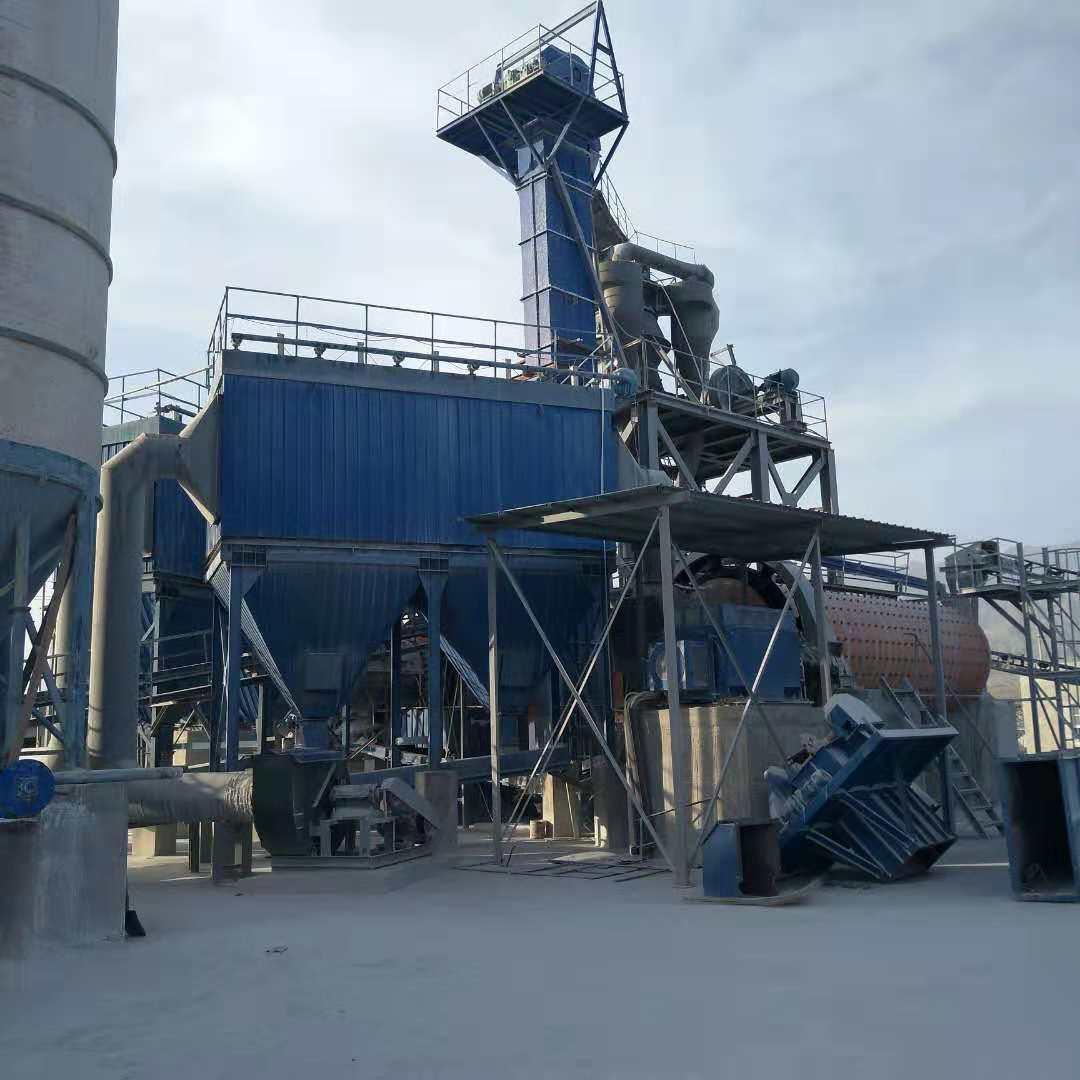 环保低压长布袋除尘器厂家